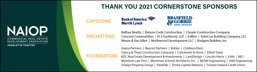 2021 Cornerstone Sponsors