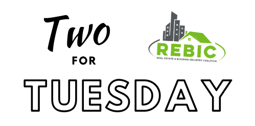 Two for Tuesday - REBIC